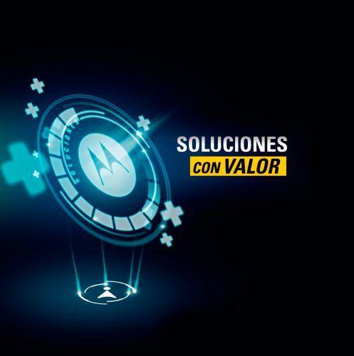 Soporte de Motorola Solutions en Chile