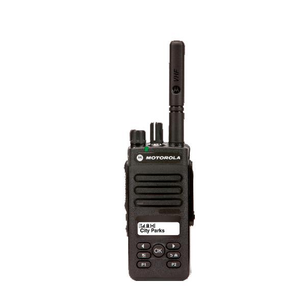 Arriendo de radio DEP570