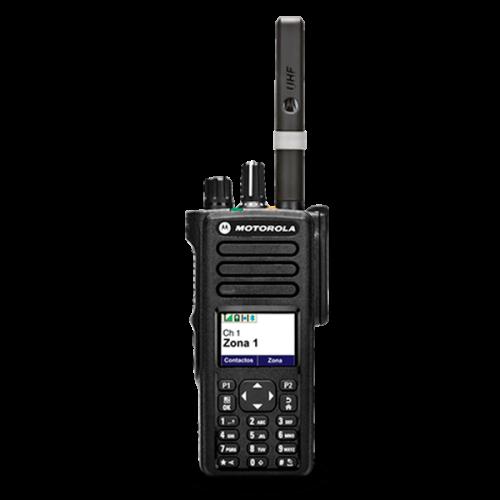 Radio Motorola portátil DGP8550e