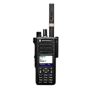 Arriendo de radio DGP8550