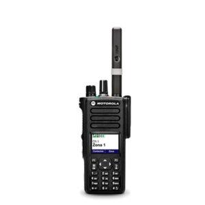 Arriendo de radio DGP5550